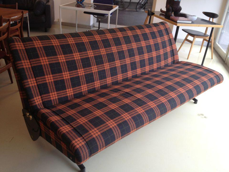 Verstellbares Sofa von Osvaldo Borsani