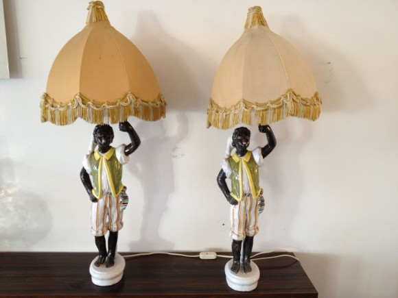 Colonial 50s Lamps 2