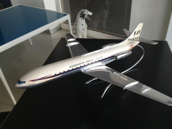 SAS Plane 3