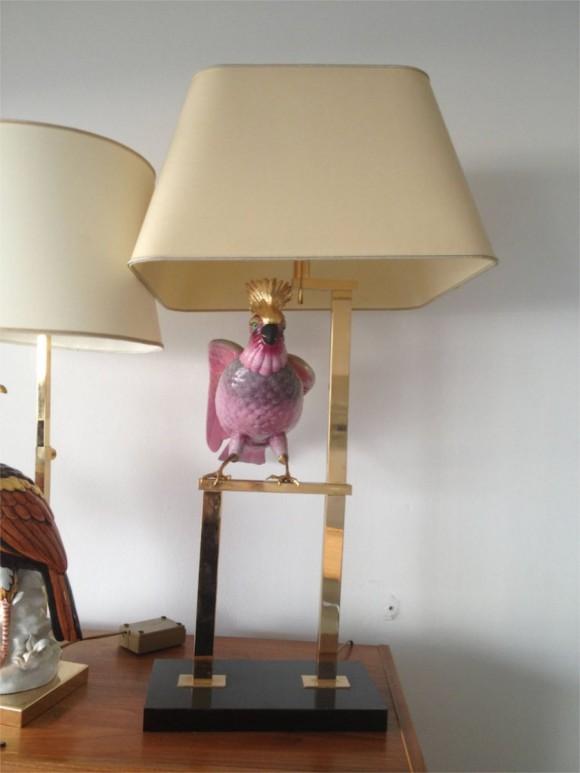 Bird Lamp 1