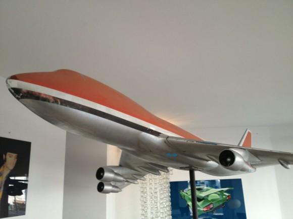 Boeing 747 2