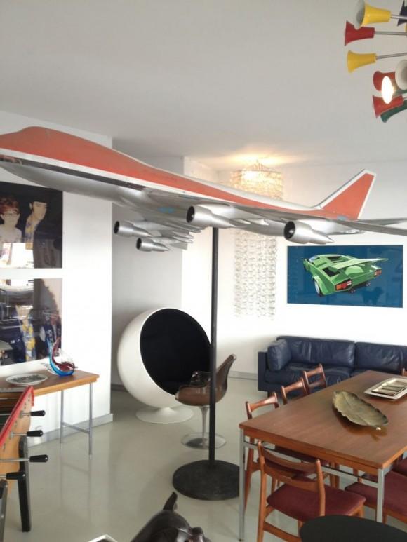 Boeing 747 6