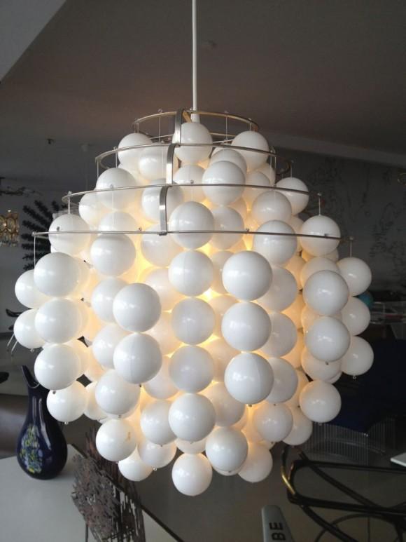 Panton Ball Lamp (Replica)