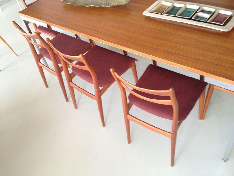 Danish Teak Chairs 3