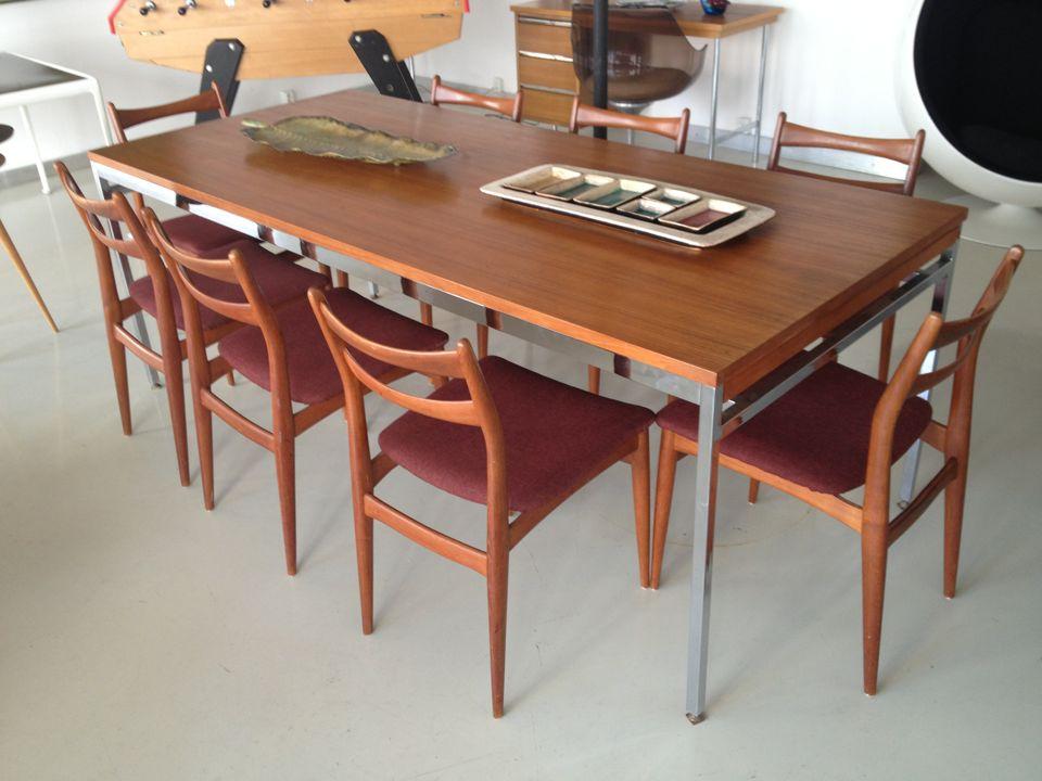 Danish Teak Chairs 4