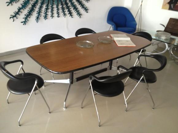 Eames Wenige Segmented Table 1