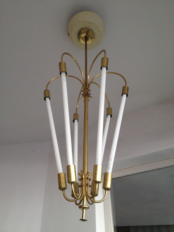 elastique vintage m bel furniture z rich schweiz 50s lampe neon messing. Black Bedroom Furniture Sets. Home Design Ideas