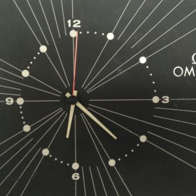 Tagesschau-Uhr Omega