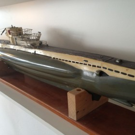 Modell-U-Boot Typ VII C