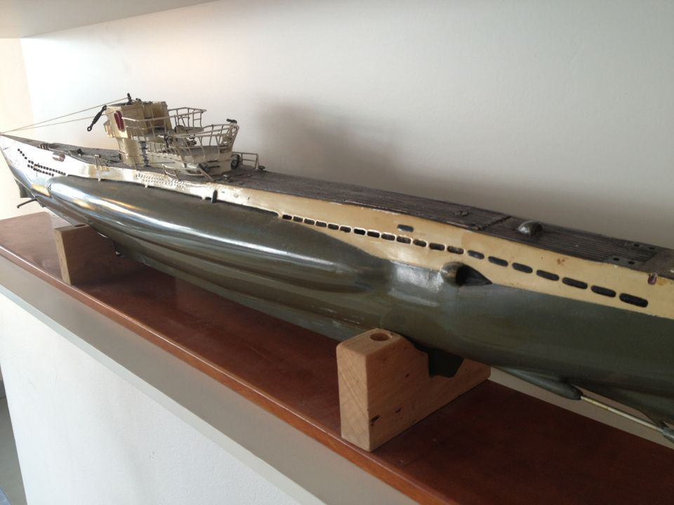U Boot Typ VII Modell 1