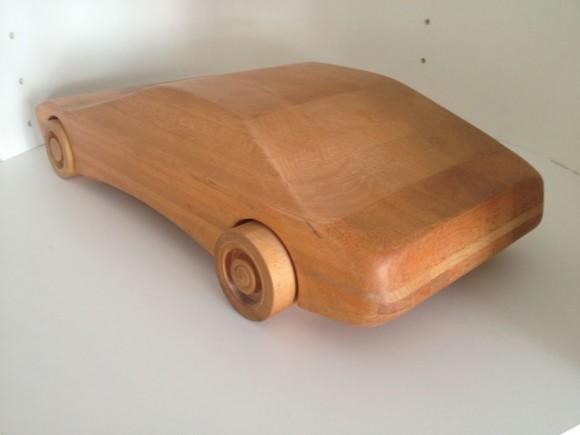 Wood Sports Car 5
