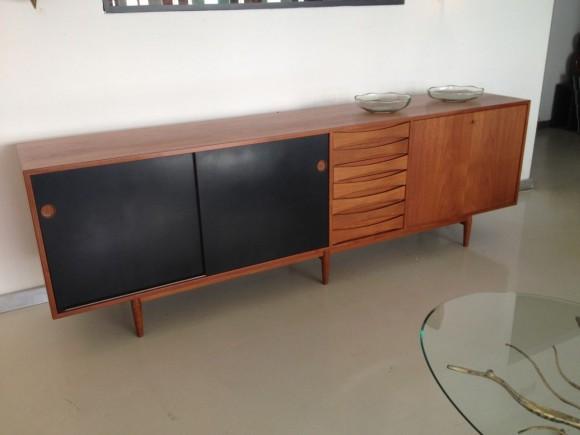 Arne Vodder Sibast Sideboard 1