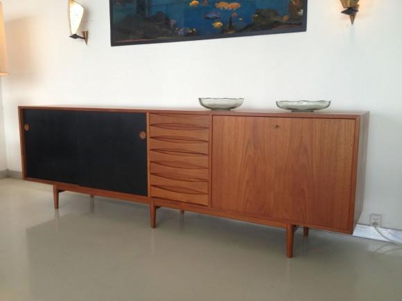 Arne Vodder Sibast Sideboard 4