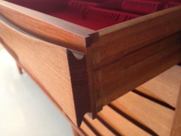 Arne Vodder Sibast Sideboard 8