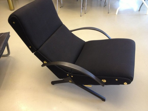 Borsani Chair P-40 von Tecno