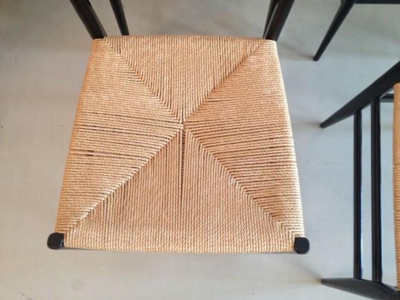 4 Gio Ponti Leggera Chairs 4