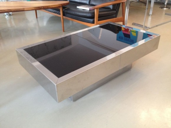 Willy Rizzo Expandable Coffee Table 4
