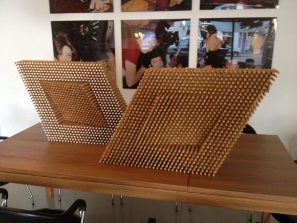 Wood Sculpture 1