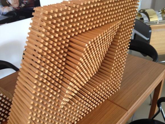Wood Sculpture 3