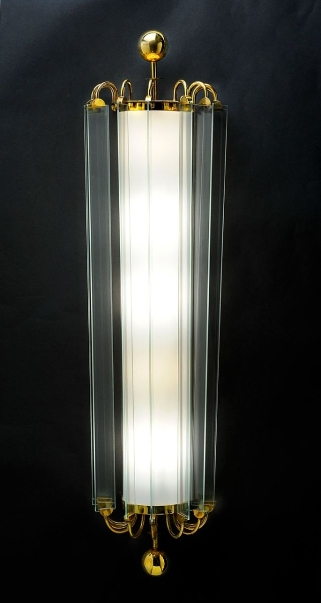 8 grosse Kino-Wandlampen