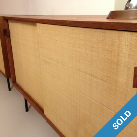2 Florence Knoll Sideboards