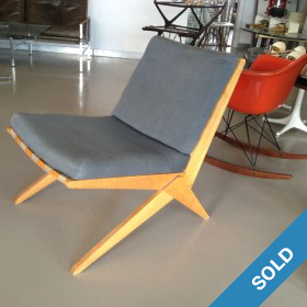 Pierre Jeanneret Chair