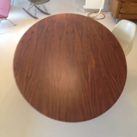 Tulip Table aus Palisander