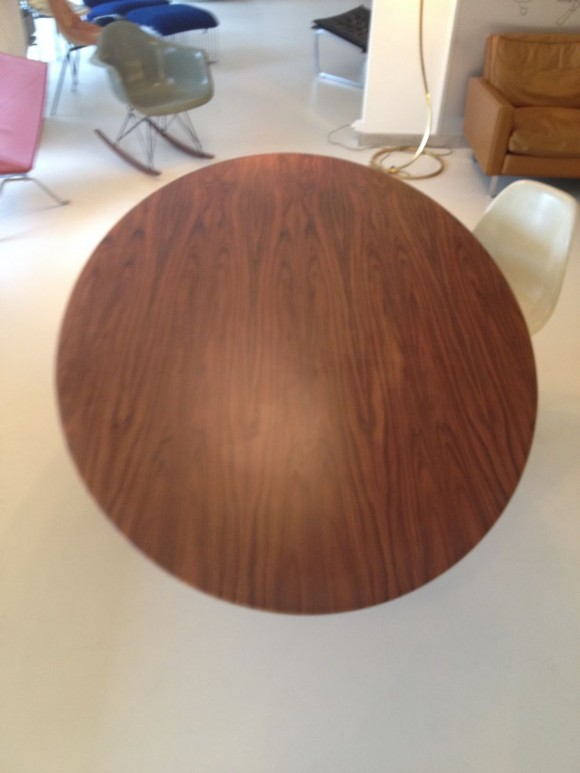 Rosewood Tulip Table 2