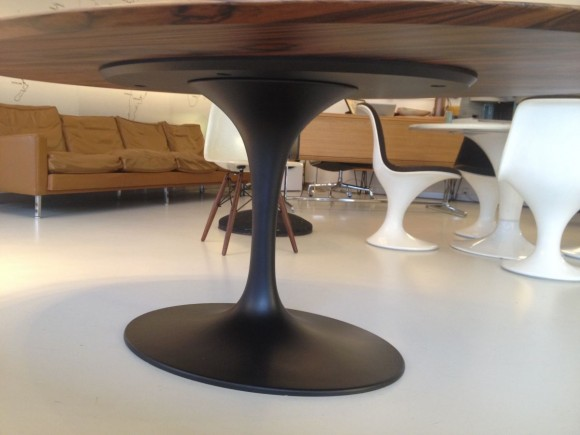 Rosewood Tulip Table 4