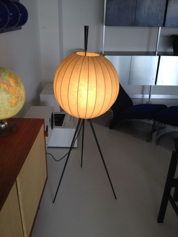 50s Bubble Floor Lamp 1