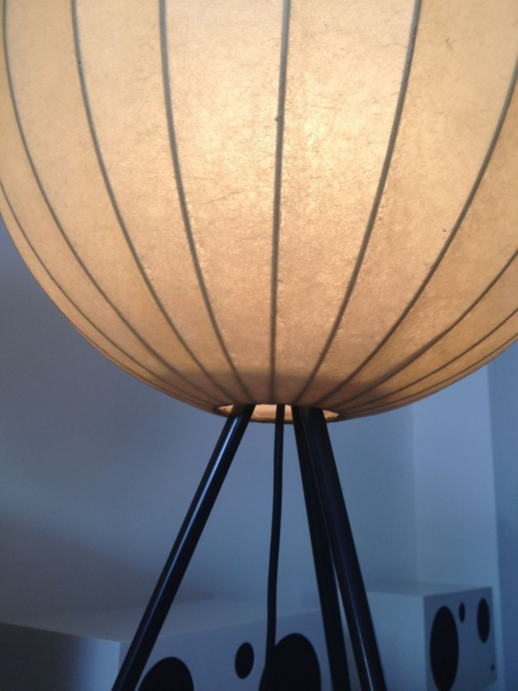 50s Bubble Floor Lamp 3