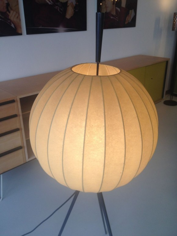 50s Bubble Floor Lamp 4