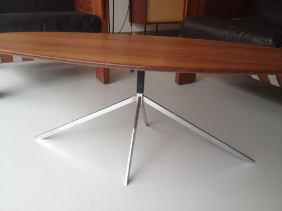 Rosewood Palisander Table Tisch 2