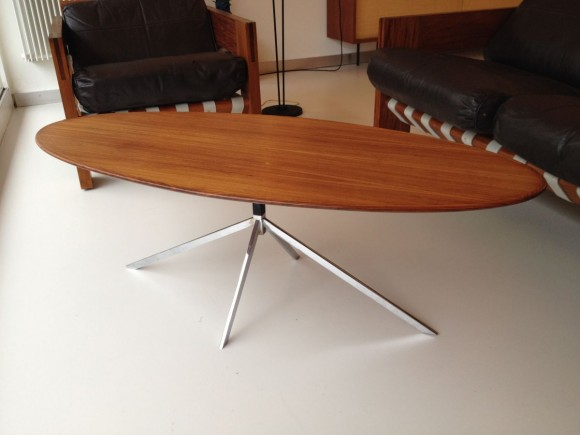 Rosewood Palisander Table Tisch 5
