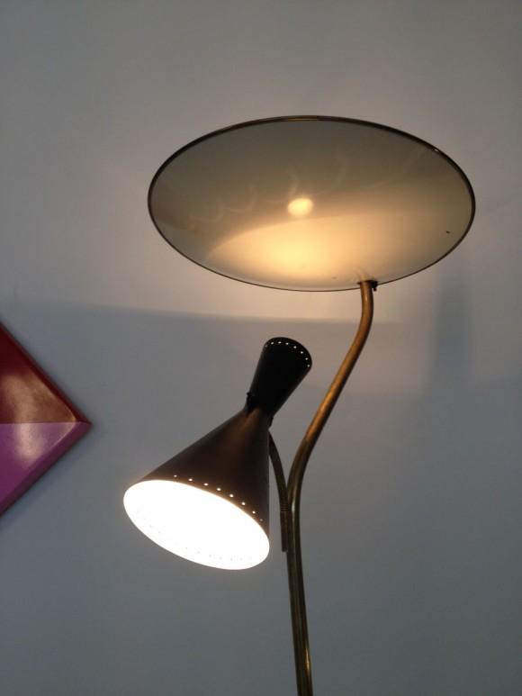 1950 Belmag Lampe 3