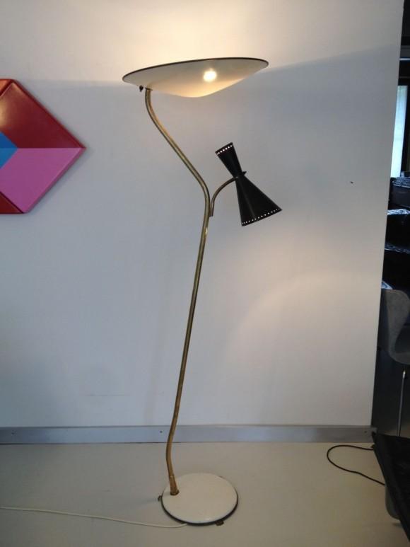 1950 Belmag Lampe 5