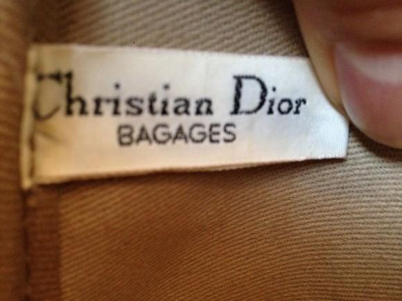 Reisetasche Christian Dior