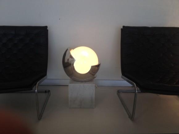 Elastique Giacomo Benevelli Roto Lamp 1