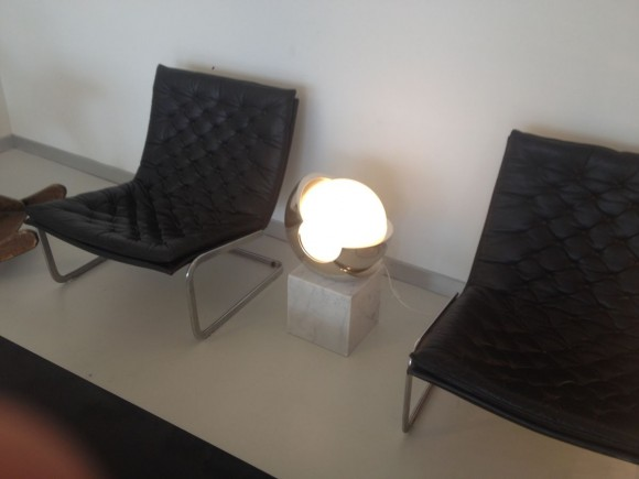 Elastique Giacomo Benevelli Roto Lamp 2