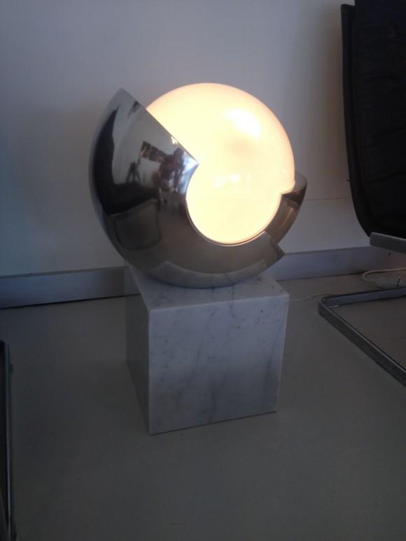 Elastique Giacomo Benevelli Roto Lamp 3