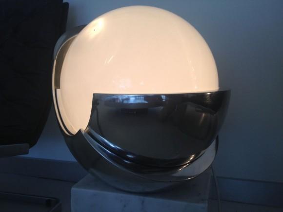 Elastique Giacomo Benevelli Roto Lamp 4