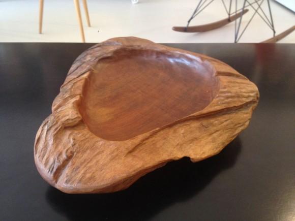 Elastique Holz Schale Wood Bowl 2