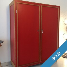 Willy Guhl Pavatexschrank