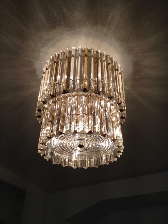 Elastique Zurich Venini Lampe Tondo 1