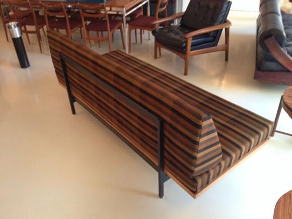 Elastique Vintage 50s Daybed Sofa 2