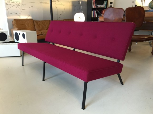 Elastique Vintage Furniture Mid Century Bebek Sofa 2