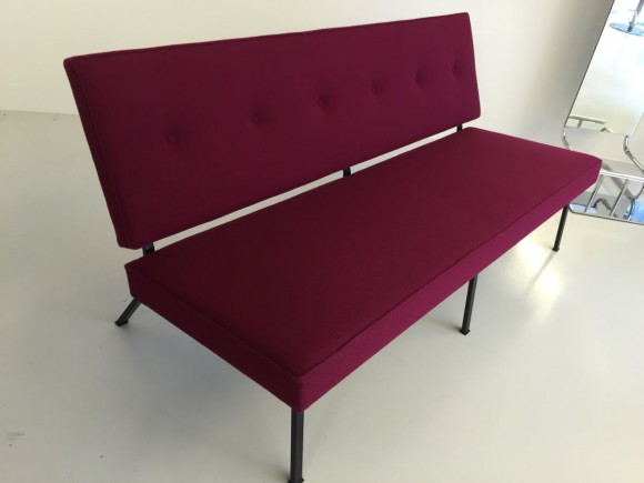 Elastique Vintage Furniture Mid Century Bebek Sofa 5