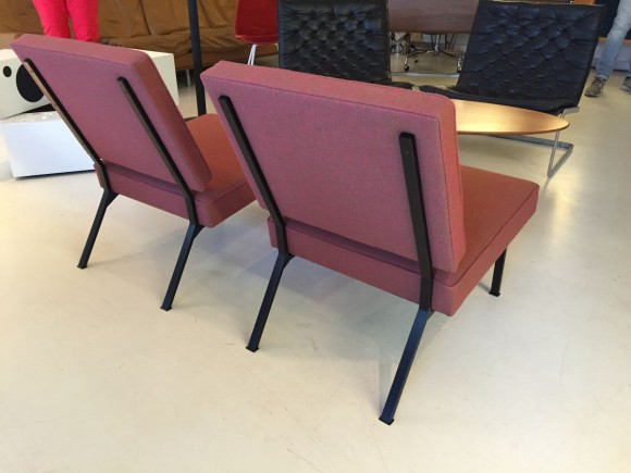 Elastique Vintage Zurich Bebek Chair Sessel 1