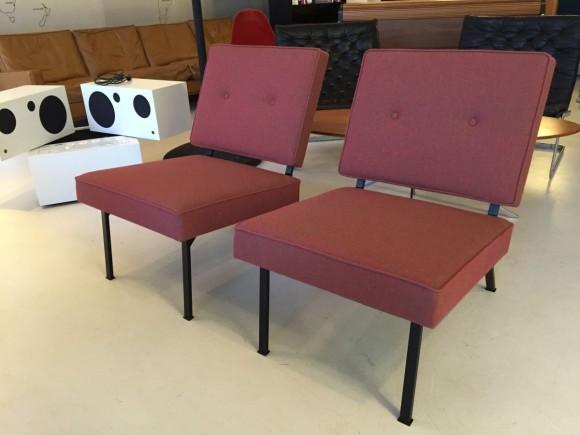 Elastique Vintage Zurich Bebek Chair Sessel 2