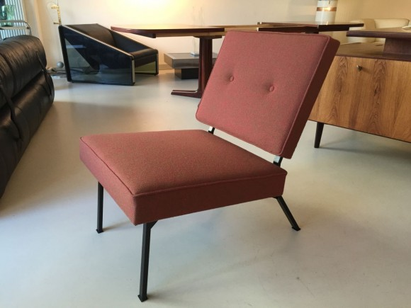 Elastique Vintage Zurich Bebek Chair Sessel 3